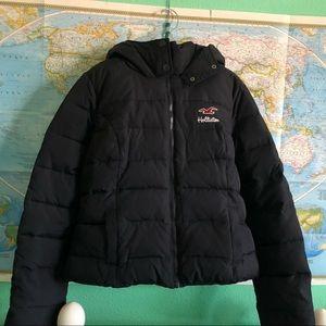 Hollister Jackets & Coats - hollister puffer sherpa jacket